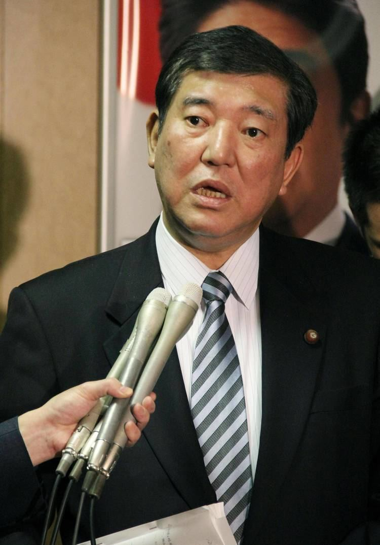 Shigeru Ishiba Reporters who divulge secrets could face new law39s wrath