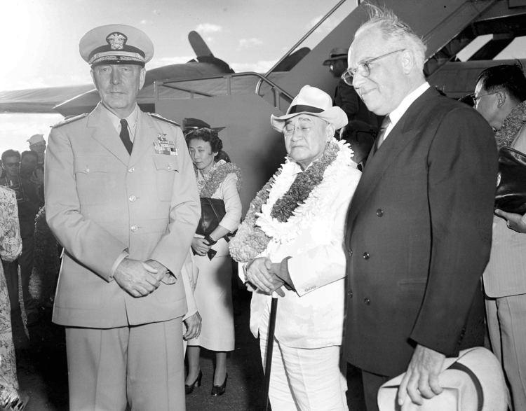 Shigeru Yoshida Prime Minister Shigeru Yoshidas lowkey Pearl Harbor visit in 1951