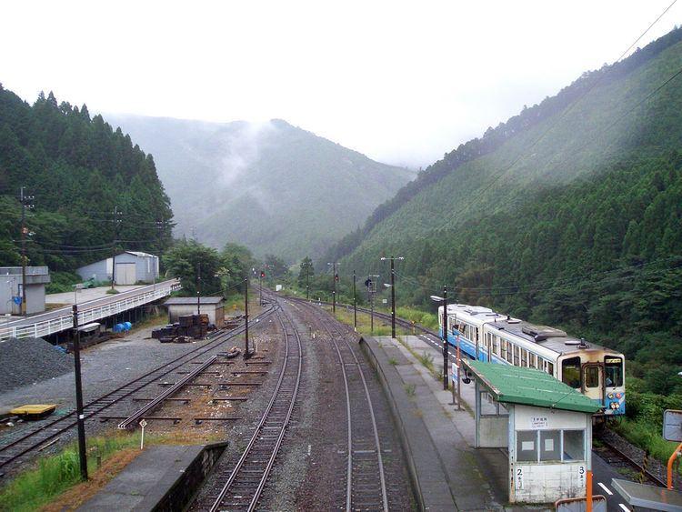 Shigetō Station