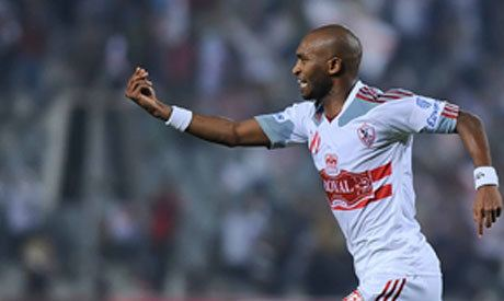 Shikabala Zamalek39s Shikabala dispute with army officer ends