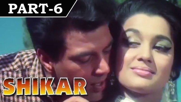 Shikar 1968 Hindi Movie in Part 6 14 Dharmendra Asha