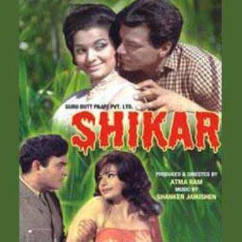 Shikar 1968 ShankarJaikishan Listen to Shikar songsmusic