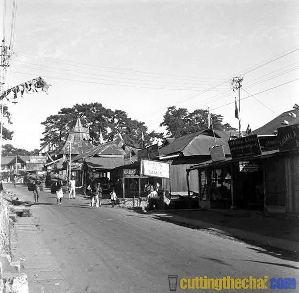 Shillong in the past, History of Shillong