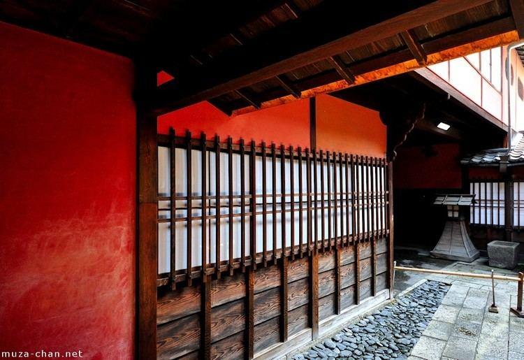 Shimabara, Kyoto Sumiya the last remaining ageya from Kyoto