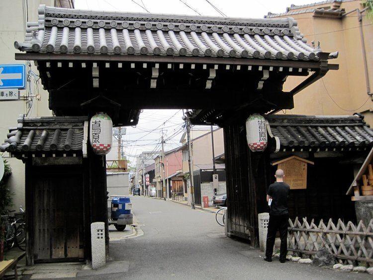 Shimabara, Kyoto Shimabara