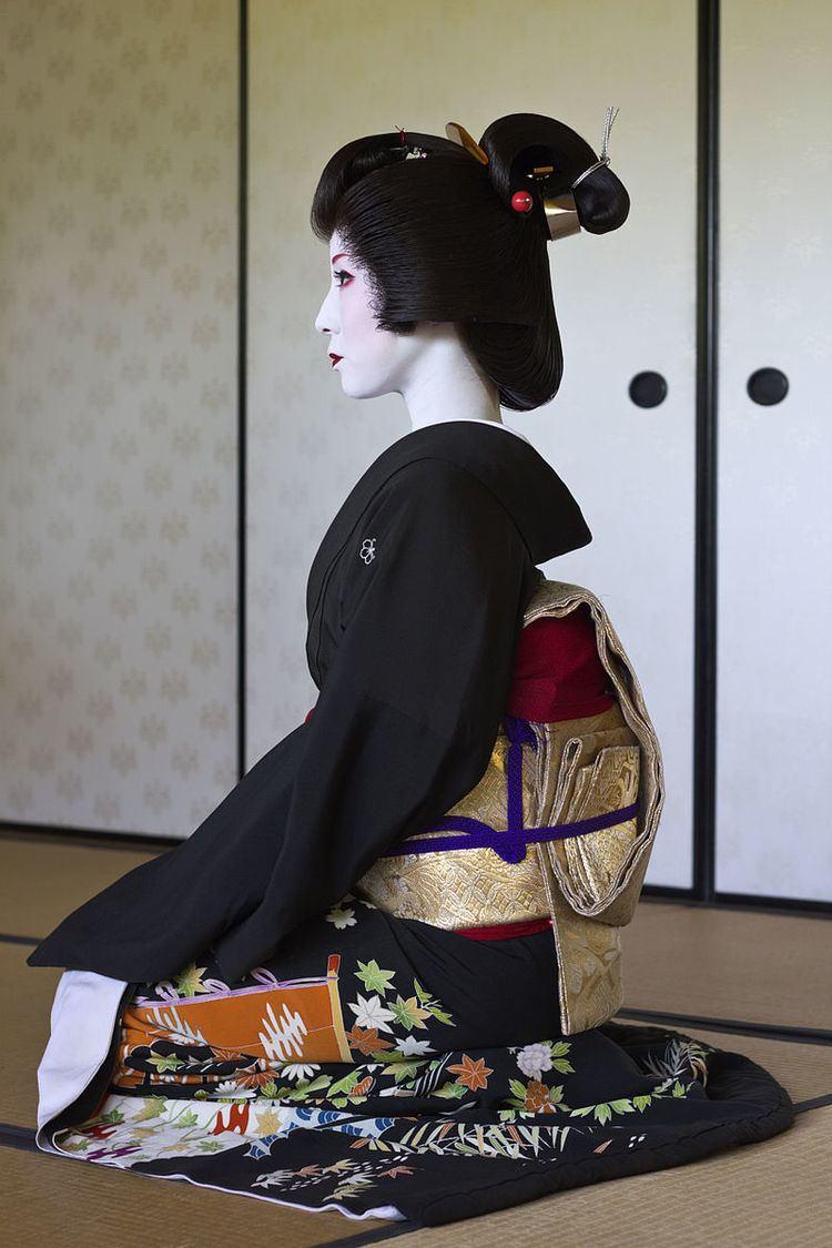 Shimada (hairstyle)