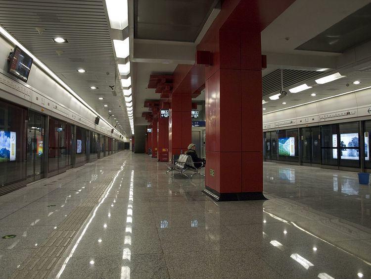 Shimen Station