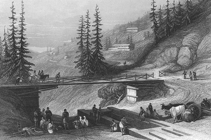 Shimla in the past, History of Shimla