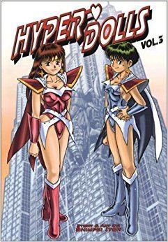 Shimpei Itoh Hyper Dolls Volume 3 Shimpei Itoh 9781929090327 Amazoncom Books