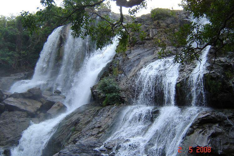 Shimsha Water Falls Bara Bhara chukki Shimsha Kollegal Mysore Flickr