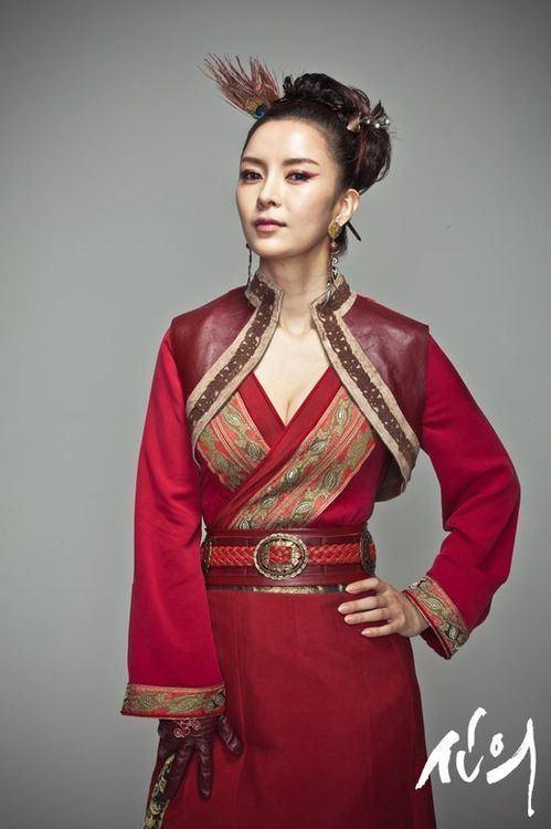 Shin Eun-jung Koremania Turkiye SHIN EUN JUNG