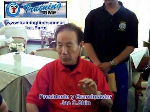 Shin Jae-chul Nota al Grand Master de Tang Soo Do Jae Chul Shin YouTube