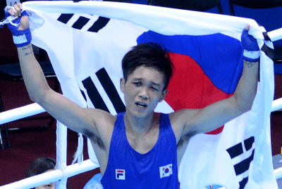 Shin Jong-hun Shin Jonghun becomes second Asian boxer suspended by AIBA out for