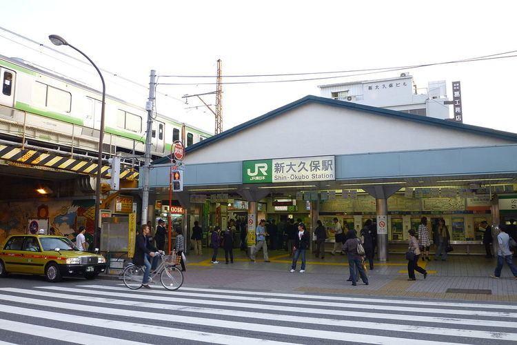Shin-Ōkubo Station