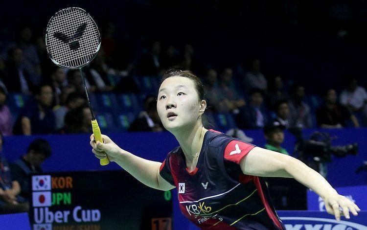 Shin Seung-chan Shin Seung Chan Korea National Team TEAM VICTOR VICTOR