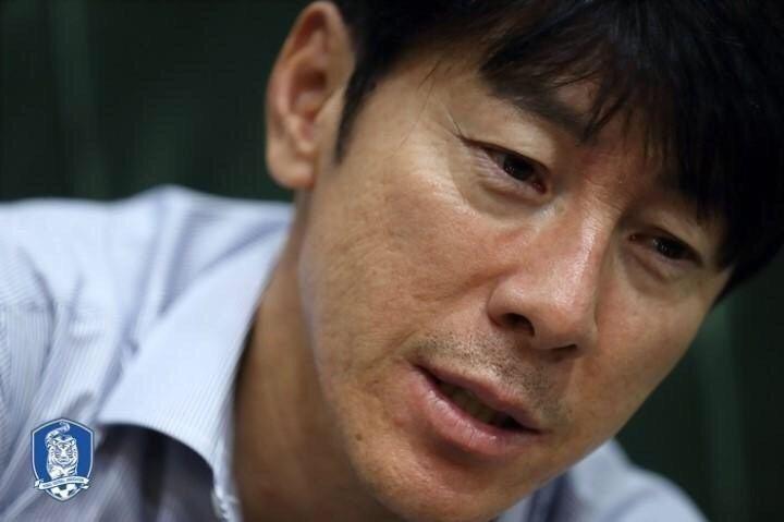 Shin Tae-yong Shin Taeyong Perspective on the Olympics Tavern of the Taeguk