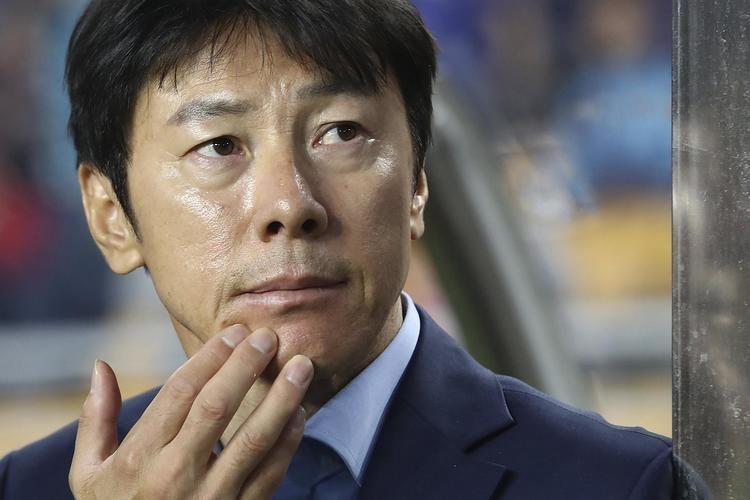 Shin Tae-yong Football South Korea turn to Shin Tae Yong with World Cup hopes