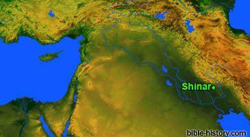 Shinar wwwbiblehistorycomgeographybibleplacesShinar
