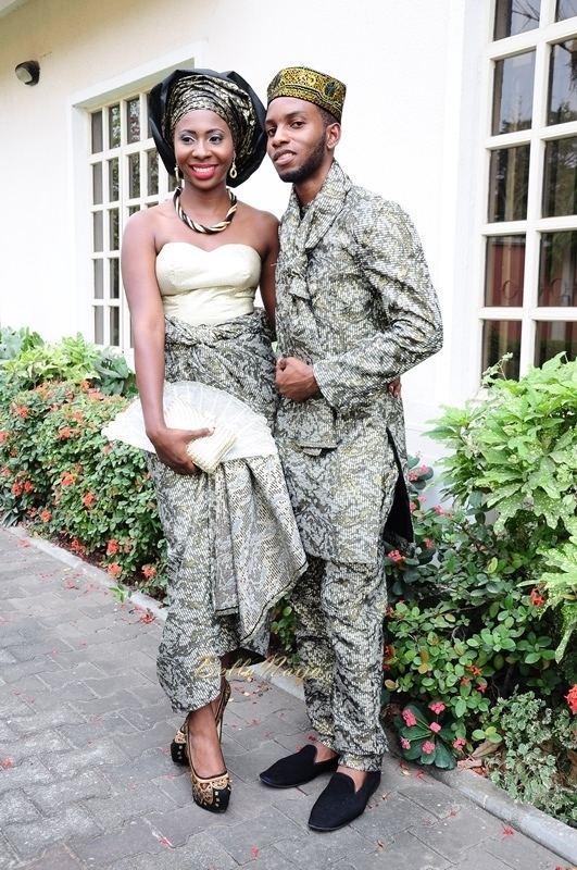 Shine Begho OAP Shine Begho is Mrs Usanga Now Official Trad White Photos