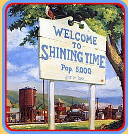 Shining Time Station Shining Time Station