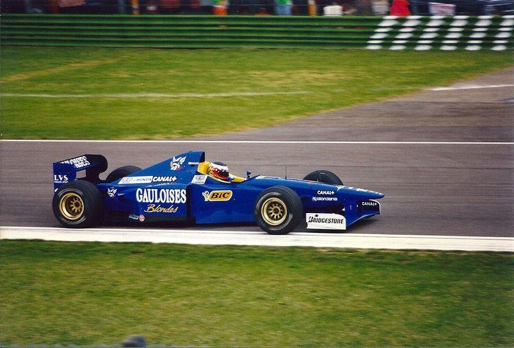Shinji Nakano Shinji Nakano Imola 1997 Prost JS45 Race cars fast cars and