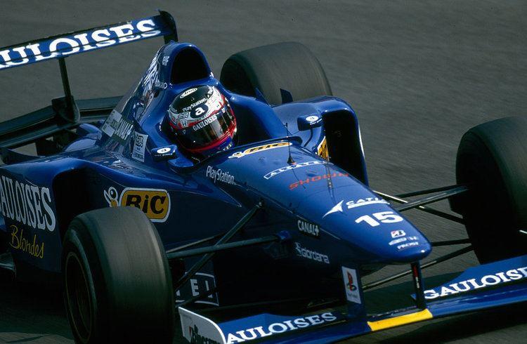 Shinji Nakano Shinji Nakano Italy 1997 by F1history on DeviantArt