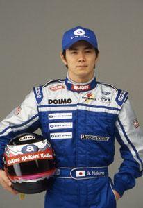 Shinji Nakano Shinji Nakano Minardi Notizie Formula 1 news dai