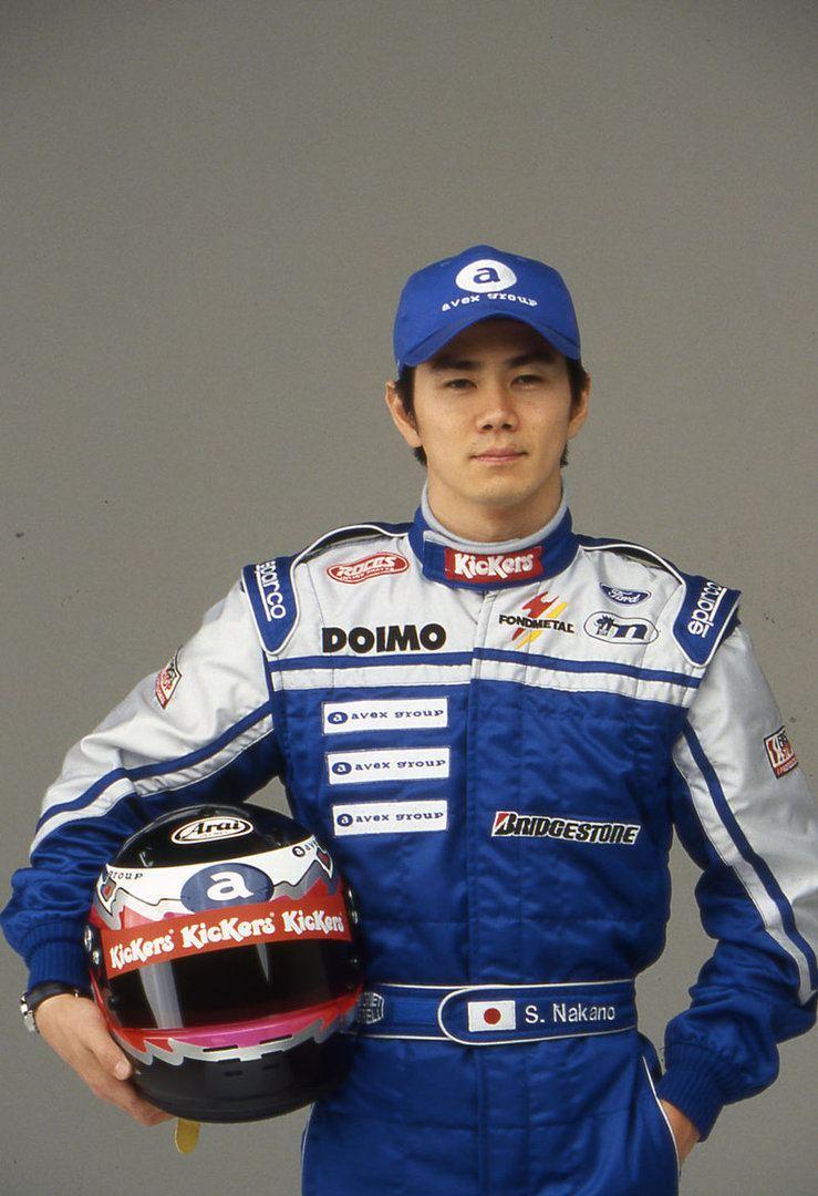 Shinji Nakano Shinji Nakano 1998 FORMULA 1 CHAMPIONSHIP DRIVERS 1950 up today