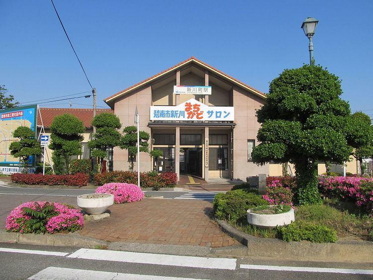 Shinkawa-machi Station