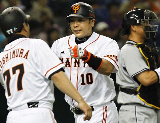 Shinnosuke Abe Giants dominate again as Abe wins June MVP The Japan Times