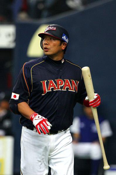Shinnosuke Abe Shinnosuke Abe Photos Hanshin Tigers v Japan WBC 2013