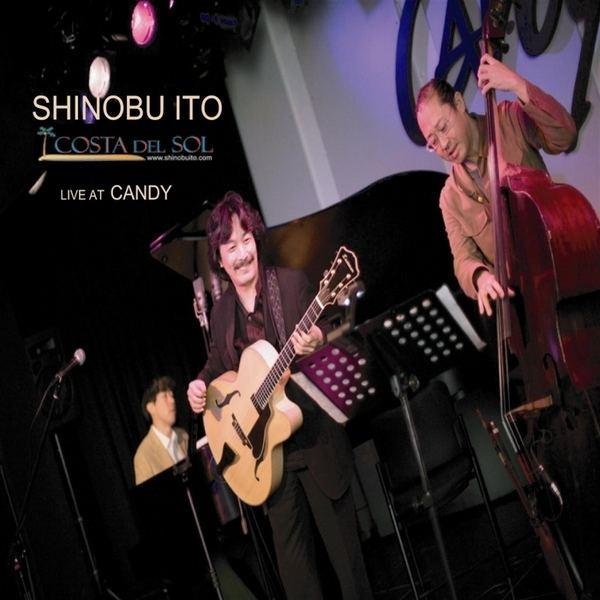 Shinobu Ito (musician) Shinobu Ito Live At Candy CD Baby Music Store