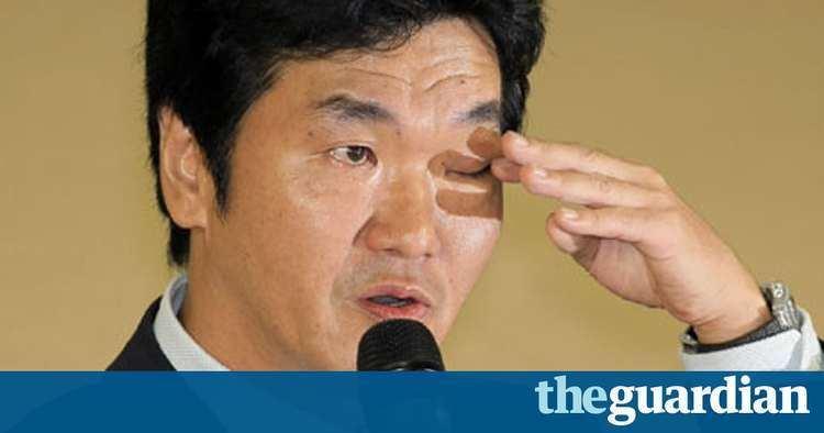 Shinsuke Shimada Japanese TV host Shinsuke Shimada resigns over yakuza links World