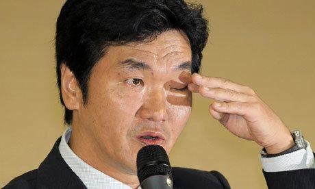 Shinsuke Shimada Japanese TV host Shinsuke Shimada resigns over yakuza