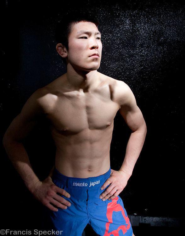 Shinya Aoki SPORT MMA Francis Specker Photography