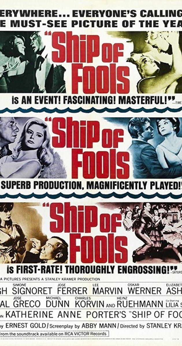Ship of Fools (film) Ship of Fools 1965 IMDb