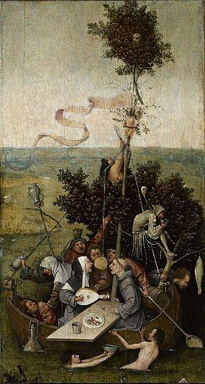Ship of Fools (painting) Ship of Fools painting Wikipedia