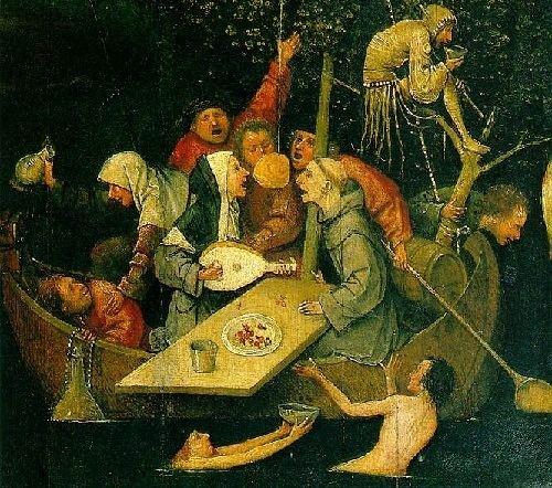 Ship of Fools (painting) Hieronymus Bosch Ship of Fools symbolism Art Kaleidoscope
