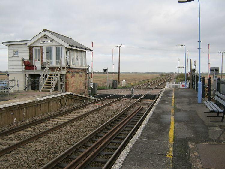 Shippea Hill railway station