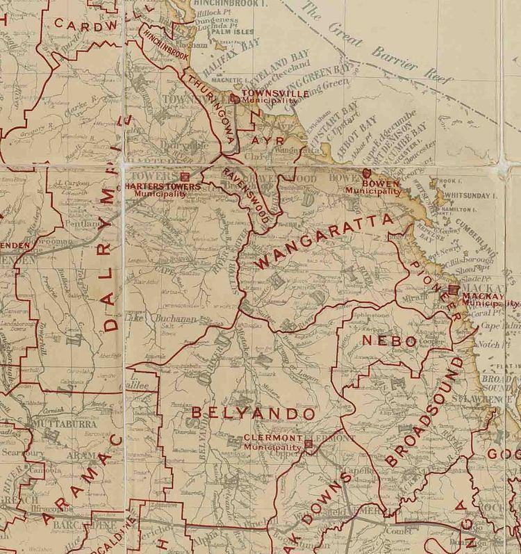 Shire of Wangaratta (Queensland)