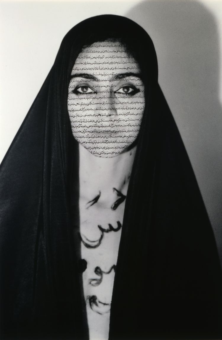 Shirin Neshat Facing History REORIENT Middle Eastern Arts and