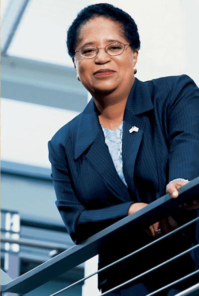 Shirley Ann Jackson Shirley Ann Jackson Energy Ethics and Education ethix
