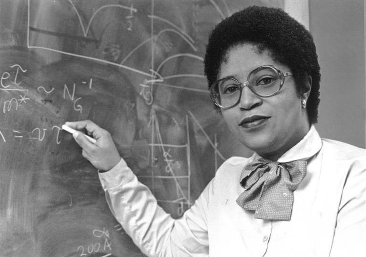 Shirley Ann Jackson Shirley Ann Jackson Atlanta Blackstar