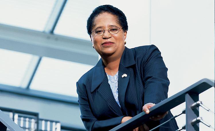 Shirley Ann Jackson Rensselaer Polytechnic Institute President Shirley Ann