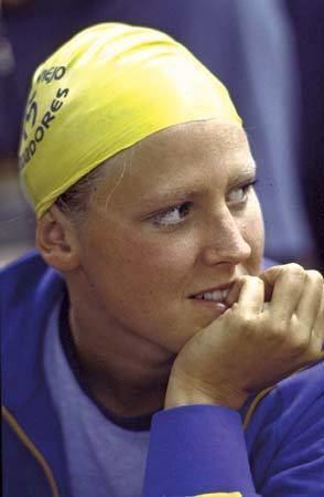 Shirley Babashoff Shirley Babashoff American athlete Britannicacom