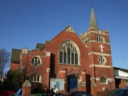 Shirley Baptist Church, Southampton
