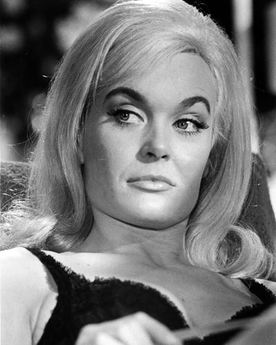 Shirley Eaton Shirley Eaton Private Signing