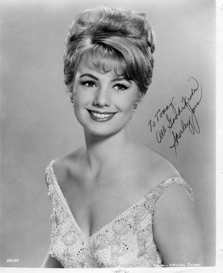 Shirley Jones Shirley Mae Jones born March 31 1934 is an American singer and