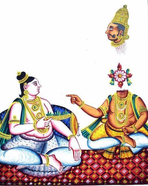 Shishupala Vadha