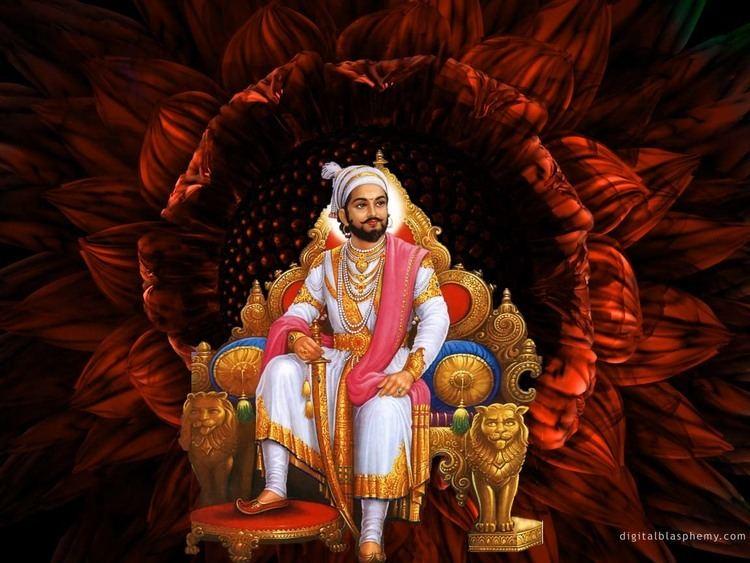 Shivaji Swami Vivekananda MY INDIA Eternal CHHARAPATI SHIVAJI